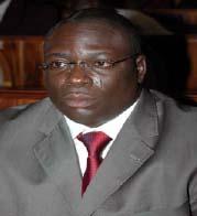 Le Député Gbadamassi