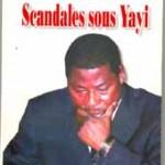 livre Scaéndales sou Yayi