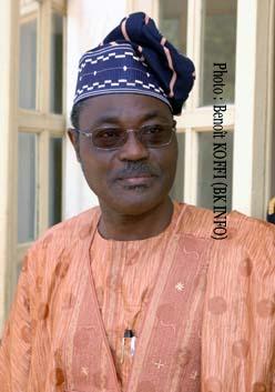 IDJI Kolawolé Antoine, un des leaders de l'Union fait la Nation