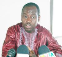 L'ancien président du Conseil d'administration du réseau ouest-africain pour l'édification de la paix (WANEP-Bénin), Orden Alladatin