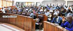 Le budget général de l'Etat, gestion 2013 plébiscité par les députés hier au parlement