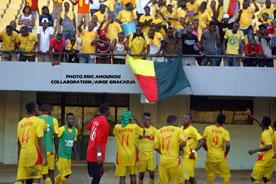 """Ces juniors étaient dans les tribunes pour lors du match OM""""Troyes 2-1"""