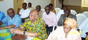 les membres du Front citoyen n'entendent pas baisser les bras face à la gestion faite du pouvoir par le régimpe Yayi