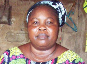 Sidonie Atti de l'éthnie watchi, après 30 ans de vie conjugale avec un fon refuse aujourd'hui