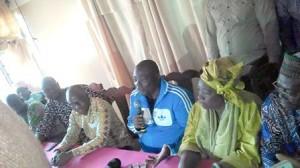 FCBE Parakou et Gbadamassi