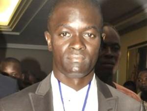 Le 2ème vice-président de la FIMAA Philipe Totondé.