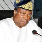 Le maire Nicéphore Soglo