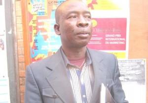 Marcellin Zannou, le PDG de l'ISMA