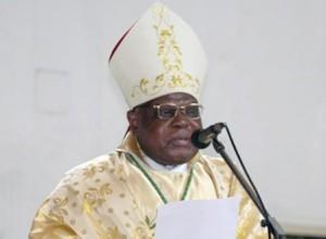 Mgr Antoine Ganyé OK
