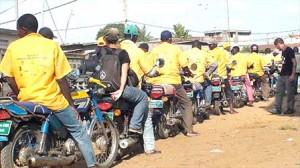 Le calvaire des conducteurs de moto zémidjan