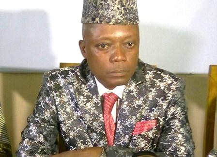 président de la FOPA Gilbert Dakè Djokess….
