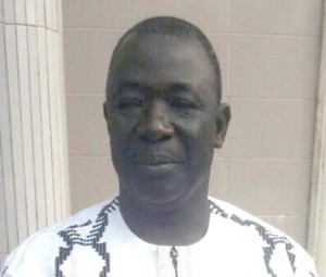 Aboubakari maire de Bassila