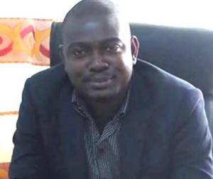 Rodolphe KIKI, président du comité d'organisation du tournoi Dribble pour le Bénin