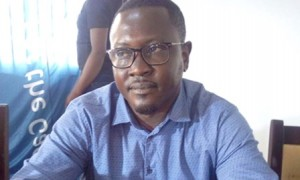 Oumar Tchomogo conférence de Presse