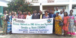 Naissance du Renova : pour une agriculture durable au Bénin